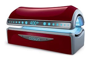 Alisun 400+ solarijum