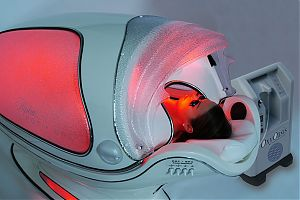 Sybaritic Alpha LED Oxy Light Spa 1