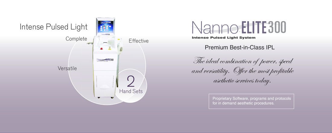 Sybaritic NanoLight Elite 300