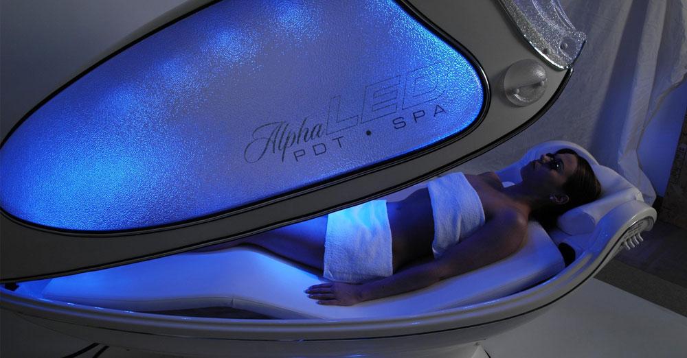 Sybaritic Alpha LED Oxy Light Spa 5