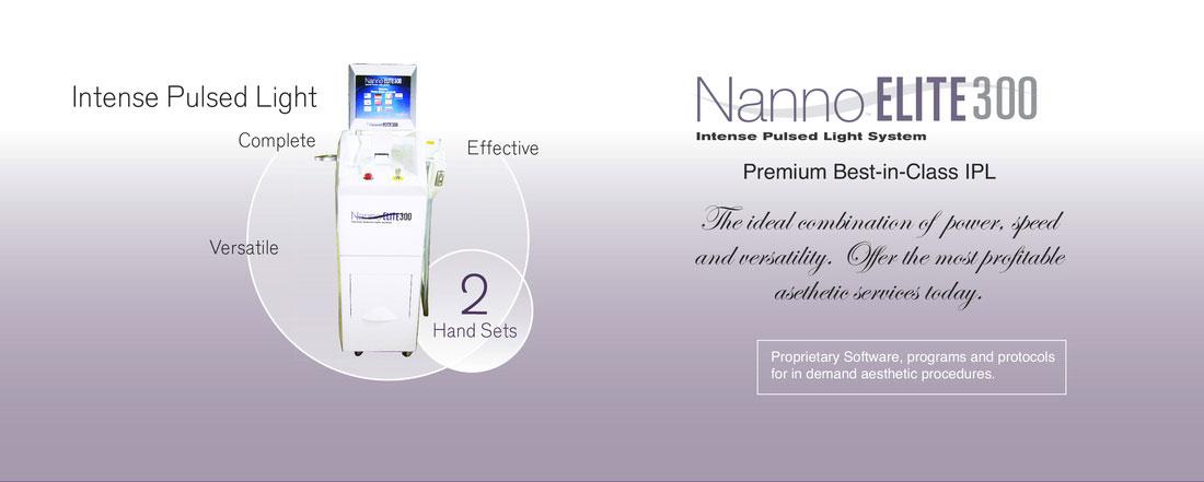 Sybaritic NanoLight Elite 300