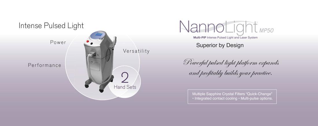 Sybaritic NannoLight MP50